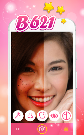 New Selfie 621 Camera Pro for PC