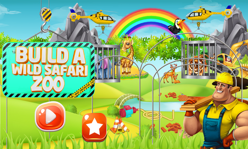 Build A Wild Safari Zoo: Animal House Builder  screenshots EasyGameCheats.pro 1