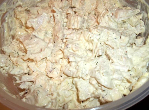Plain Ole Chicken Salad Recipe