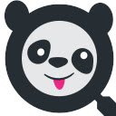 Search with Cute Panda