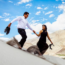 Wedding photographer Manish Patel (THETAJSTUDIO). Photo of 28.08.2018