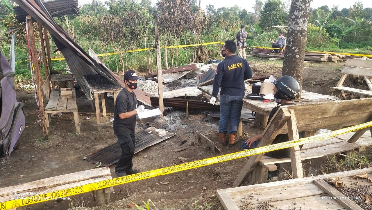 Gawat !!! Kanit Reskrim dan Penyidik Polsek Pancur Batu Diduga Kuat Tidak Transparan Menangani Kasus Pembakaran di Sibolangit