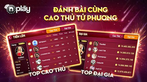 NPlay u2013 Tien Len, Xi To  screenshots 9