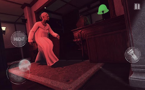 Granny Ghost : Scary Horror Game 4