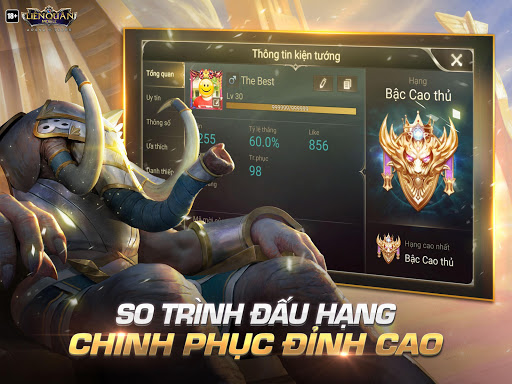 Garena Liu00ean Quu00e2n Mobile  gameplay | by HackJr.Pw 8