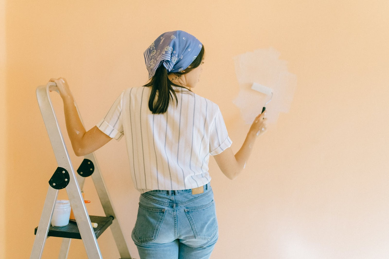 5 - PAINT COLOR EXPOSES OR CONCEALS.