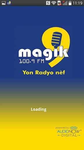 Radio Magik9 Haiti