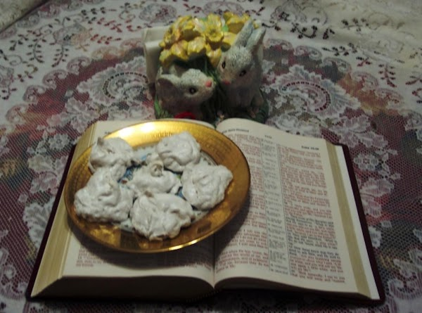 Easter Cookies & Bible Story, With A Cookie Recipe