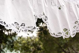 Photo: 120xH45cm lace景觀簾