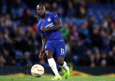 Victor Moses pourrait déjà faire son retour à Chelsea