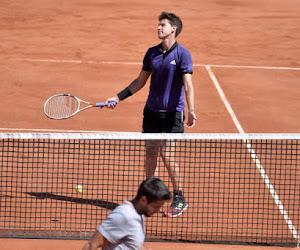 ATP Rome :Thiem et Cilic prennent déjà la porte