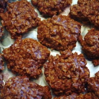No-Bake Chocolate-Oatmeal Cookies Recipe