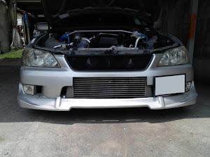 アルテッツァ SXE10 RS200のカスタム事例画像 ヤナギさんの2020年08月04日15:03の投稿