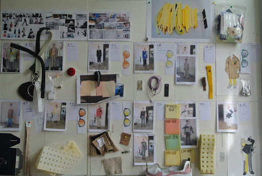 Wall of materials and combinations