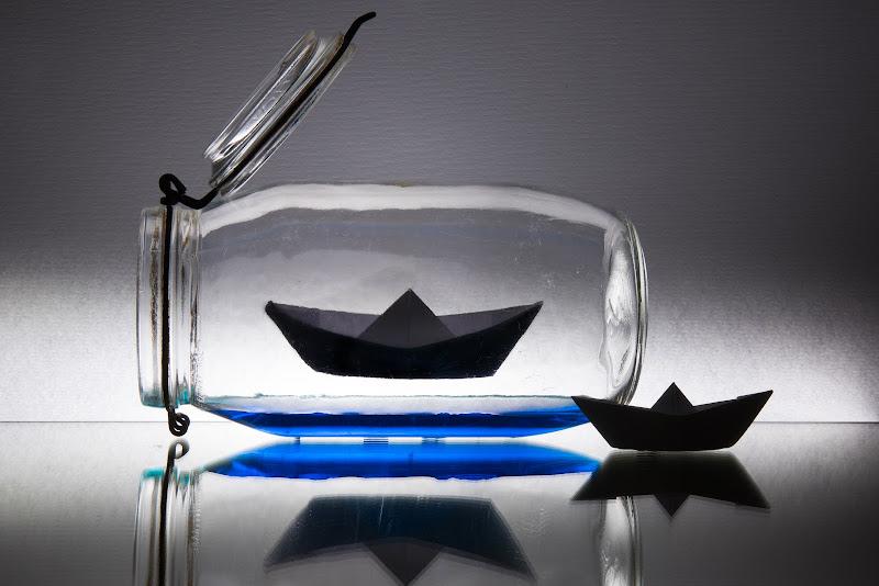 Fin che la barca va! di Matteo Faliero
