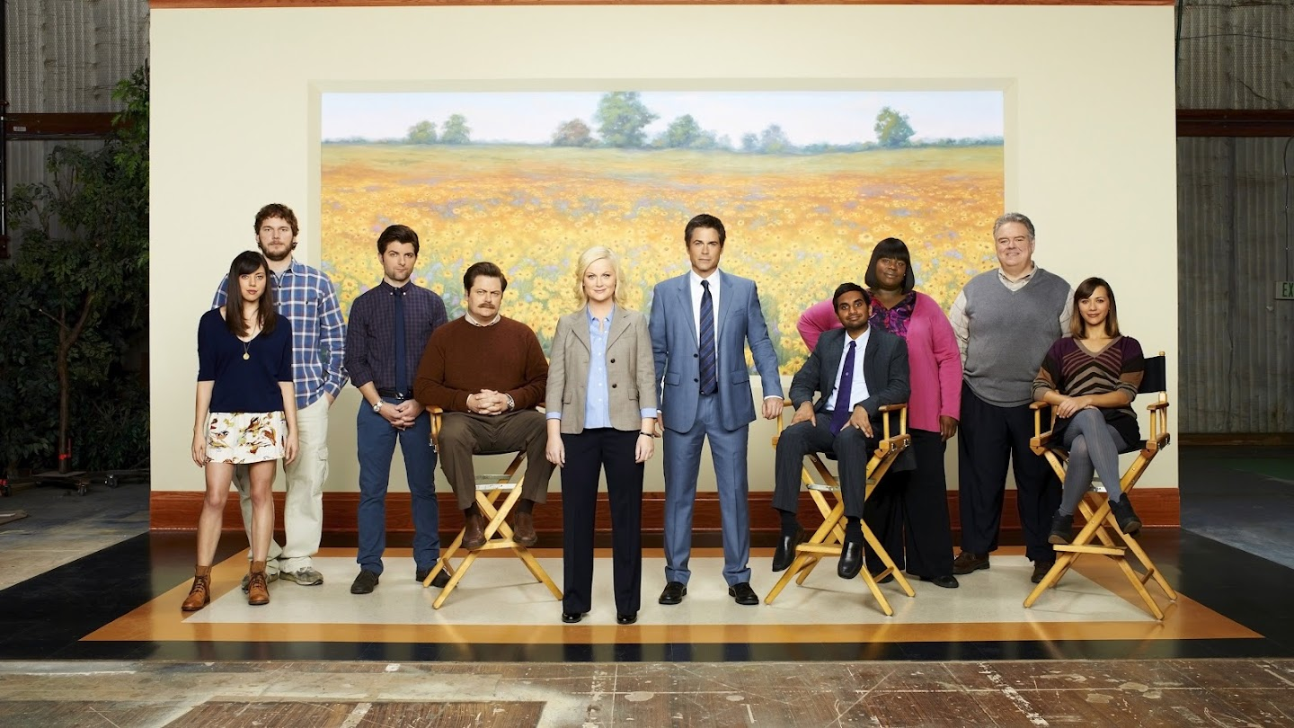 Watch Parks and Recreation live