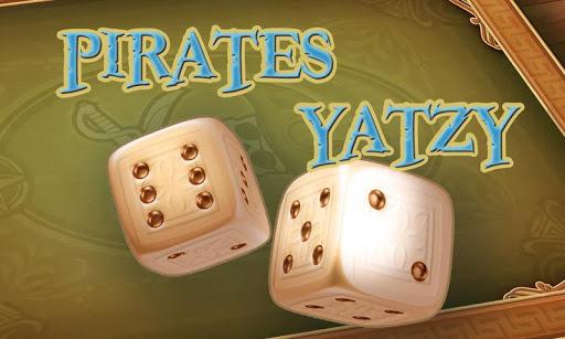 Yahtzee Dice Pirate's Classic
