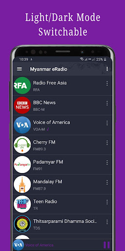 myanmar eradio screenshot 3