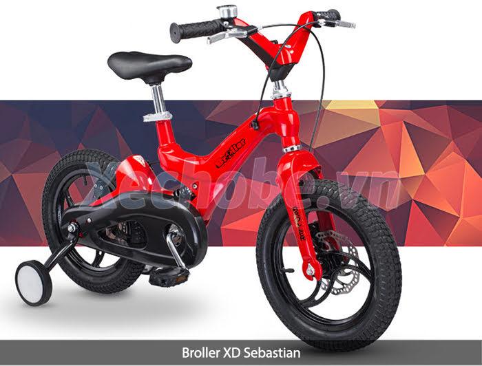 xe đạp cho bé cao cấp sebastian
