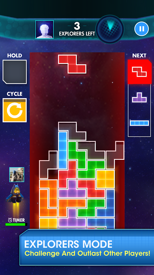 TETRIS- screenshot