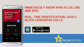 Screenshot of Block Calls & Caller ID