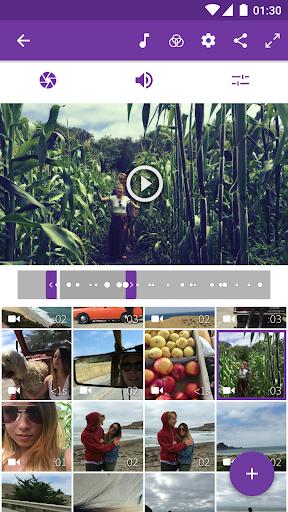 Adobe Premiere Clip 1.1.3.1230 screenshots 6