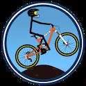 Downhill supreme stickman - Mountain Biking Xtreme icon
