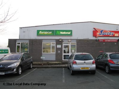 National Car Rental On Stafford Park 4 Car Van Hire In Telford