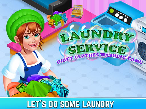 Laundry Service Dirty Clothes Washing Game 1.11 screenshots 5