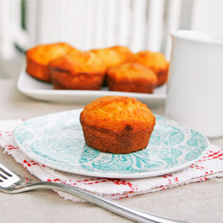 Maple Corn Muffins.