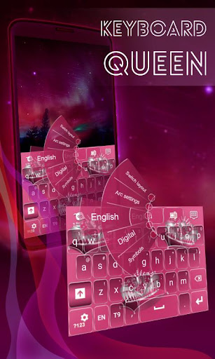 Queen Keyboard
