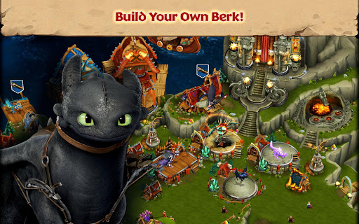 Dragons: Rise of Berk 1.40.16 screenshots 1