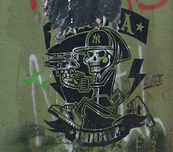Photo: Stencil; L.E.T.