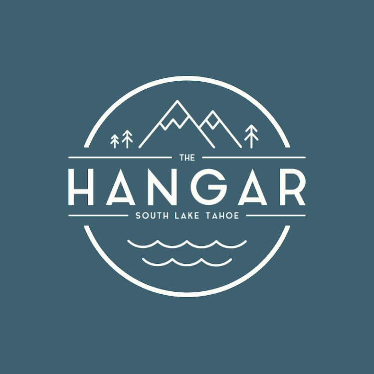 Logo for The Hangar