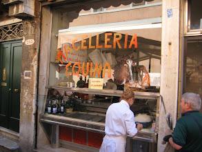 Photo: The horsemeat butchershop