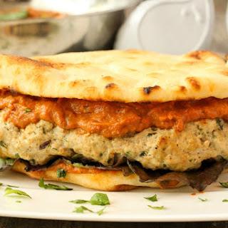 Chicken Tikka Masala Burger Recipe