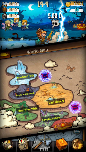 Code Triche Merge And Forge : Idle Weapon Master mod apk screenshots 4