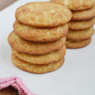 Molasses-Ginger Cookies