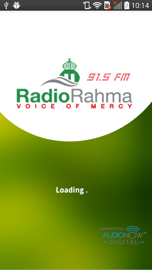 Radio Rahma- screenshot