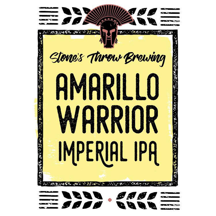 Logo of Stone's Throw Amarillo Warrior