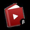 Plaidy — handy audiobook player icon