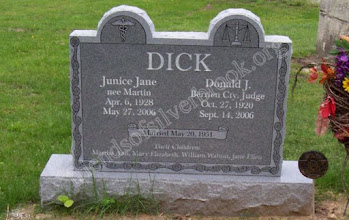 Photo: Dick, Junice Jane & donald