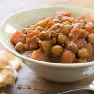Ethiopian-Style Chickpea Stew