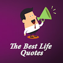 The Best Quotes of life : icon