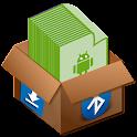 Bluetooth App Share apk Backup icon