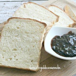 Egg Bread Loaf