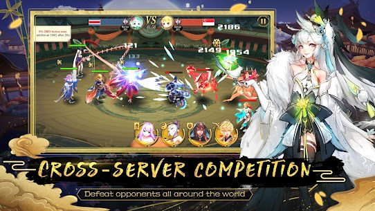 Tales of Demons and Gods MOD (Unlimited Gems) 5