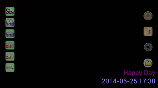 Date Camera Lite (日付カメラ)