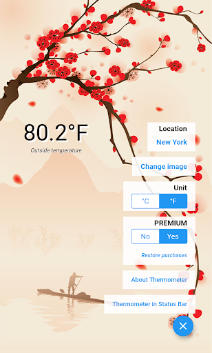 Thermometer (free) 104.0.1 screenshots 4