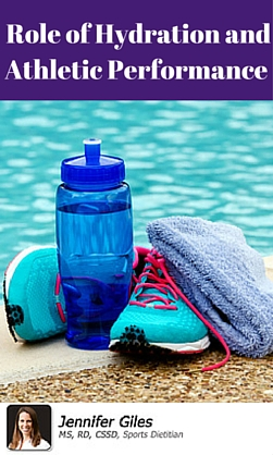 Role of Hydration and Athletic Performance